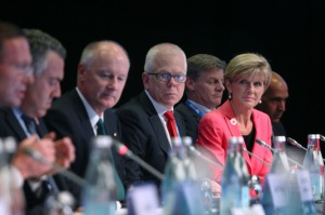julie bishop g20